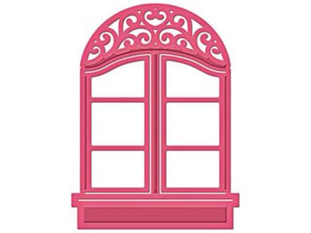 Spellbinders Die D-Lites-Window 2