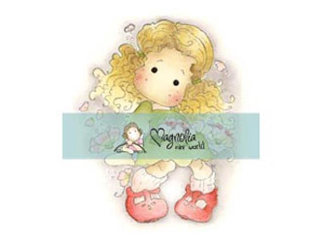 Mini Special Moments Cling Stamp 2.75