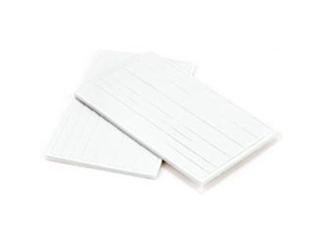 3-D Dots Foam Dots Adhesive-White Strips .125
