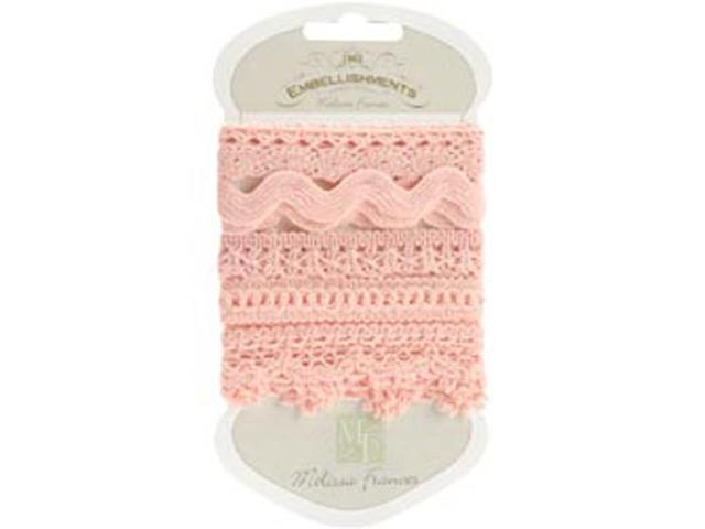 Crochet Lace Ribbon .625