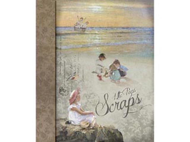 Little Peeps Scraps Ring Bound Book 7