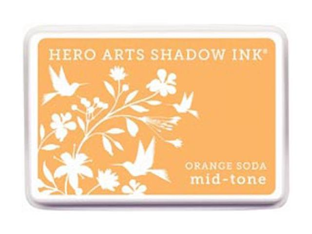 Hero Arts Shadow Inks-Orange Soda