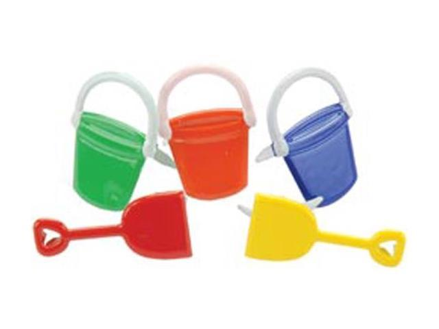 Eyelet Outlet Brads-Bucket & Shovel 12/Pkg