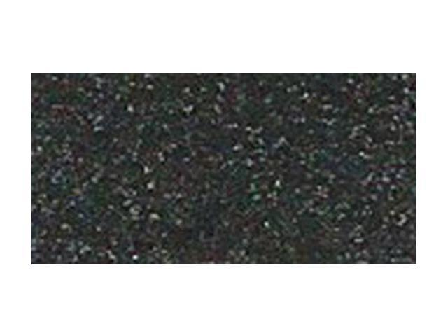Elizabeth Crafts Silk Microfine Glitter 11 Grams-Basic Black