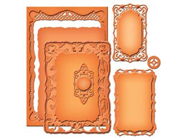 Spellbinders Nestabilities Majestic Elements Die-Nobel Rectangle