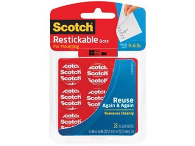 Scotch Restickable Dots 7/8