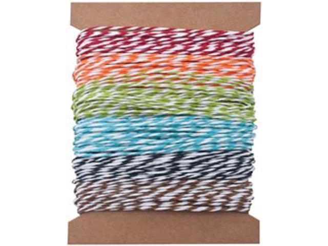 Idea-Ology Paper String 30yds-Stripes