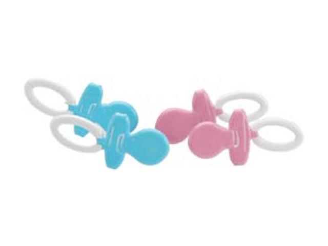 Eyelet Outlet Brads-Pacifier 12/Pkg