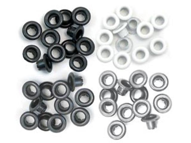 Eyelets Standard 60/Pkg-Grey