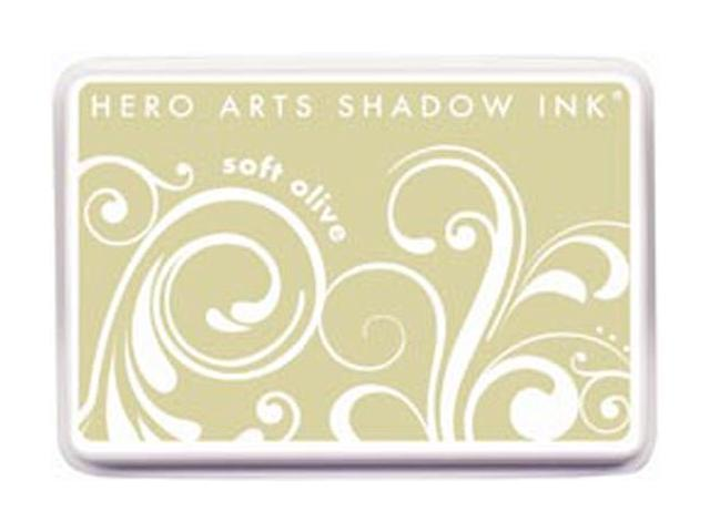 Hero Arts Shadow Inks-Soft Olive
