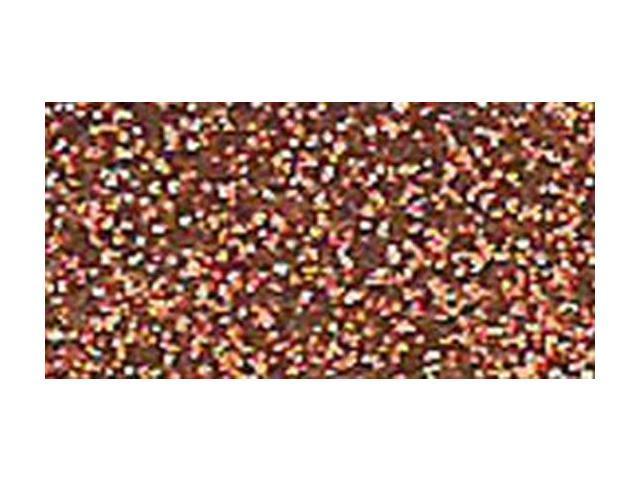 Elizabeth Crafts Silk Microfine Glitter 11 Grams-Rust