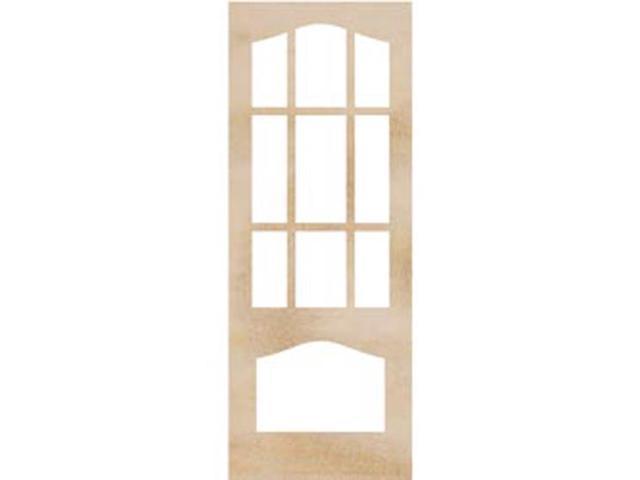 Wood Flourishes-Decorative Door Frames 4