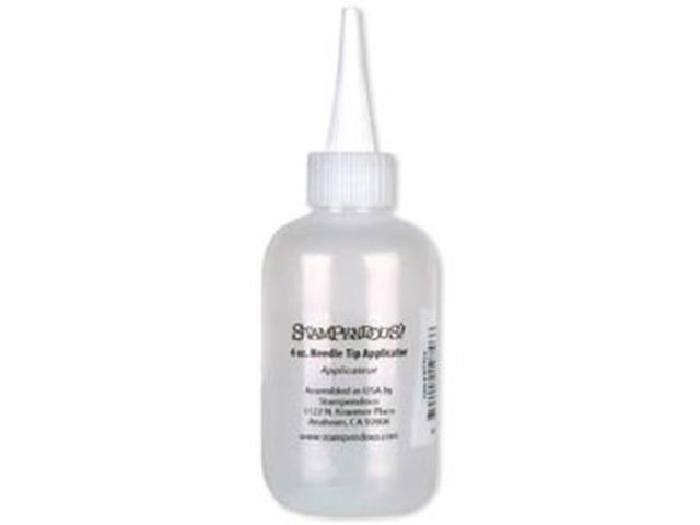 Stampendous Needle Tip Bottle 4 Ounce -Empty
