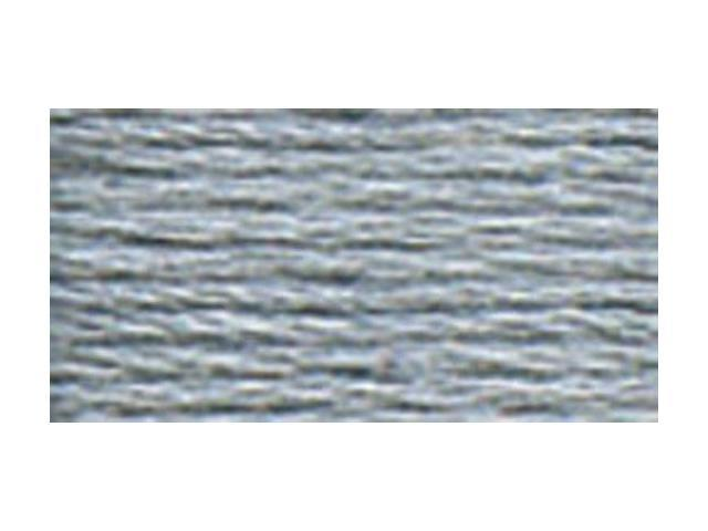 DMC Six Strand Embroidery Cotton 100 Gram Cone-Steel Grey Light