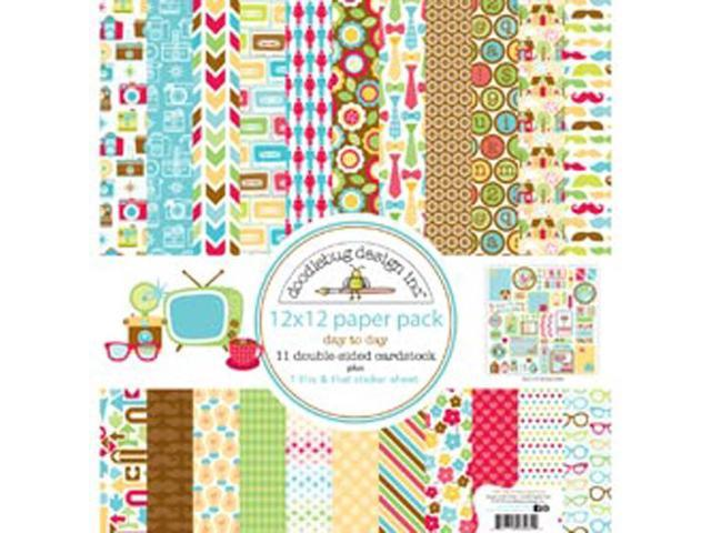 Day To Day Paper Pack 12