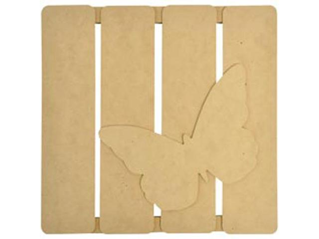 Beyond The Page MDF Butterfly 3-D Wall Art-11.5