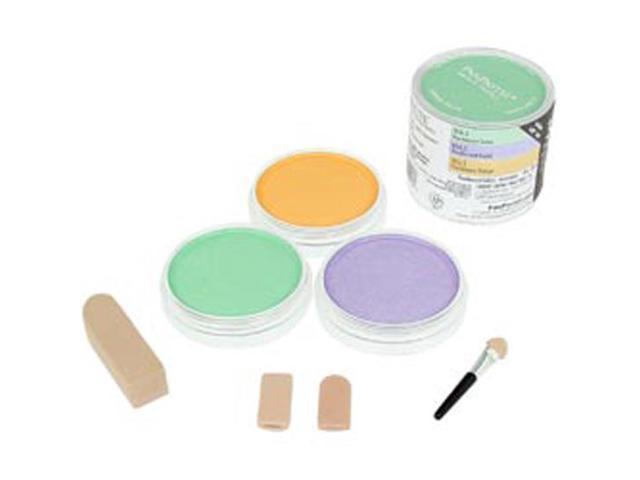 Colorfin PPPRLSET-30034 PanPastel Ultra Soft Artist Pastel Set 9ml 3/Pkg-Pearlescent - Secondary