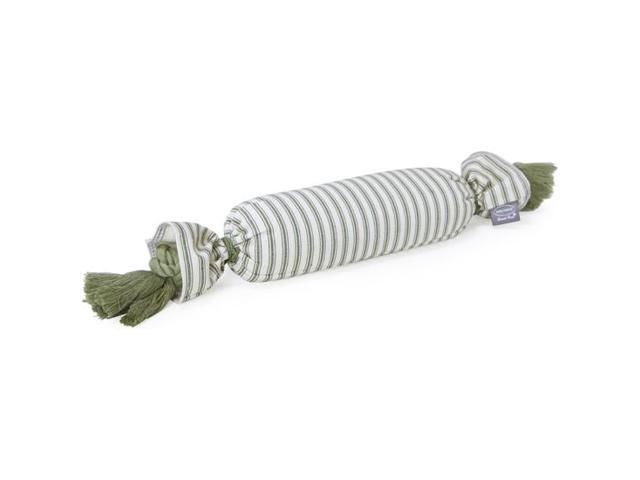 Loved Ones Crinkle & Chew Candy Dog Toy-Green