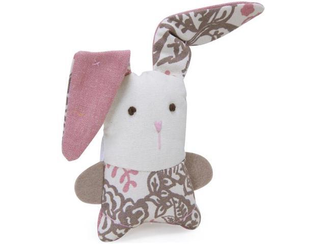 Loved Ones Refillable Bunny Catnip Cat Toy-Pink