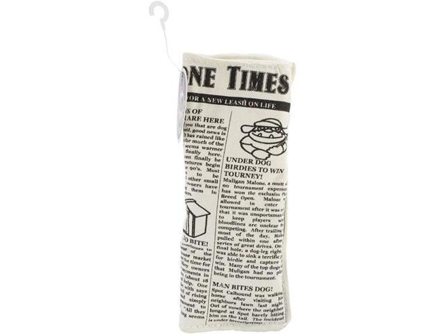 Mini Krinkle & Squeak Newspaper-