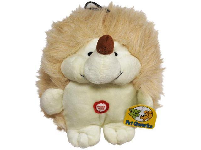 Large Plush Hedgehog-