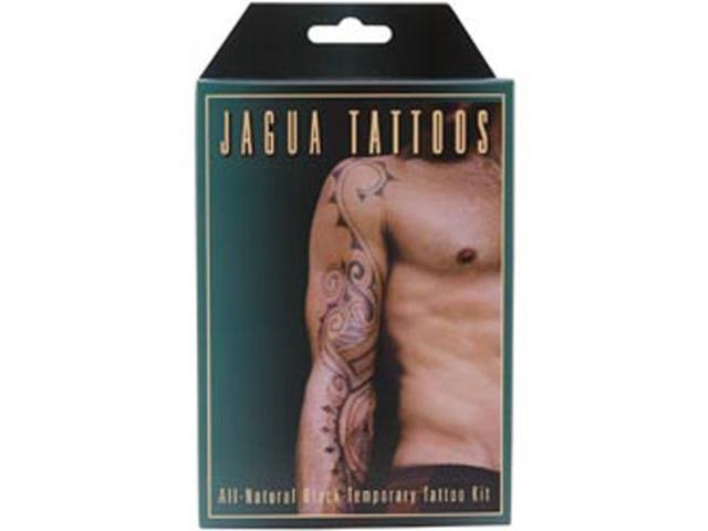 Earth Jagua Body Painting Kit, Black 1 kit by Earth Henna