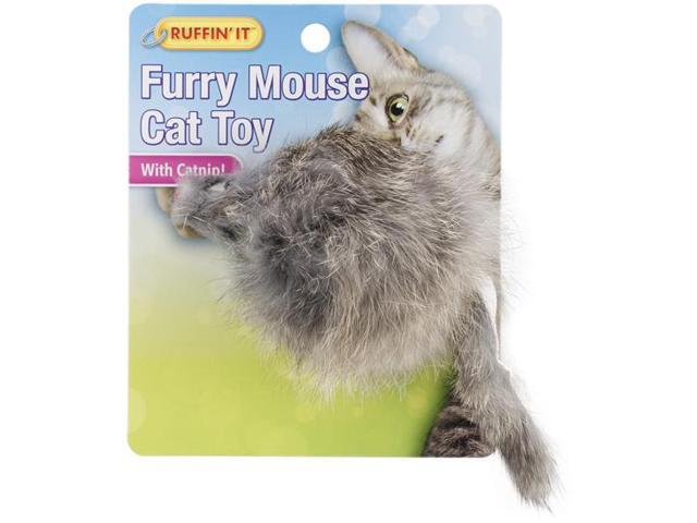 Medium Mouse W/Catnip-
