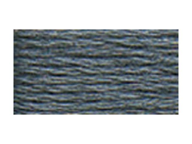 DMC Six Strand Embroidery Cotton 100 Gram Cone-Pewter Grey