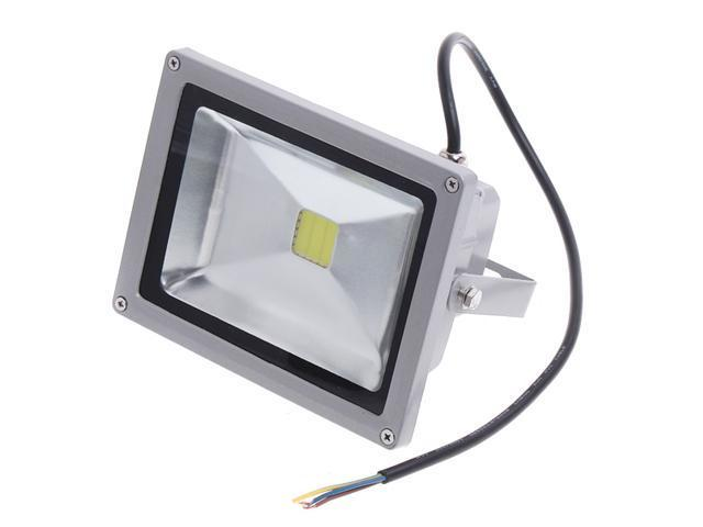 20W 85-264V 1800LM LED White Waterproof Spot Project Flood Light Lamp
