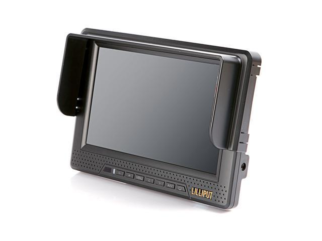 "Lilliput 7"" 668GL-70NP/HY LCD Video Camera Monitor with HDMI YPbPr"