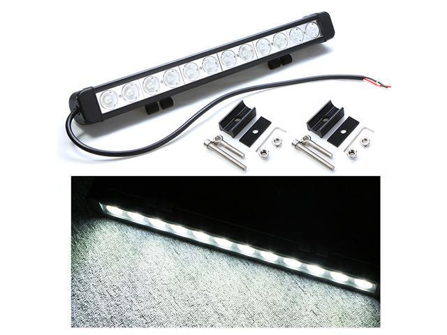 120W CREE 12LED Work Light for Jeep SUV ATV Off-road Truck Flood Beam 10320LM IP67 10-30V