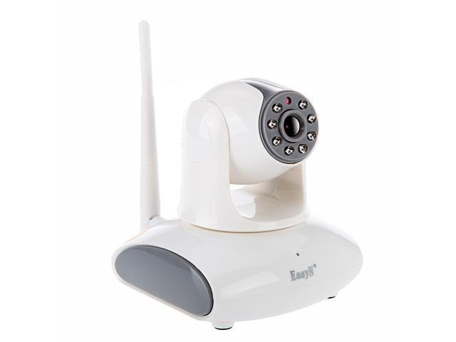 EasyN Wireless WiFi UPnP IP Camera CMOS CCTV Security System PT