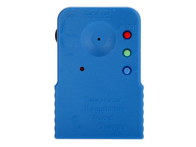 Wireless Mini 8 Multi Voice Changer Microphone Disguiser