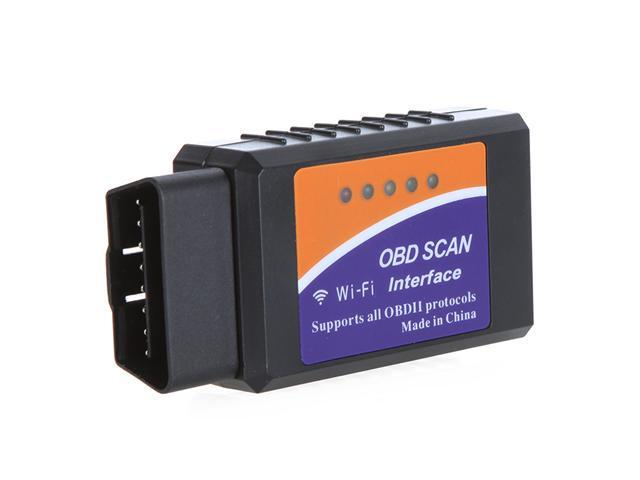 Wi-Fi ELM 327 OBD 2 II Car Diagnostic Interface Scanner for 1996 to 2010 Cars & Light tTrucks