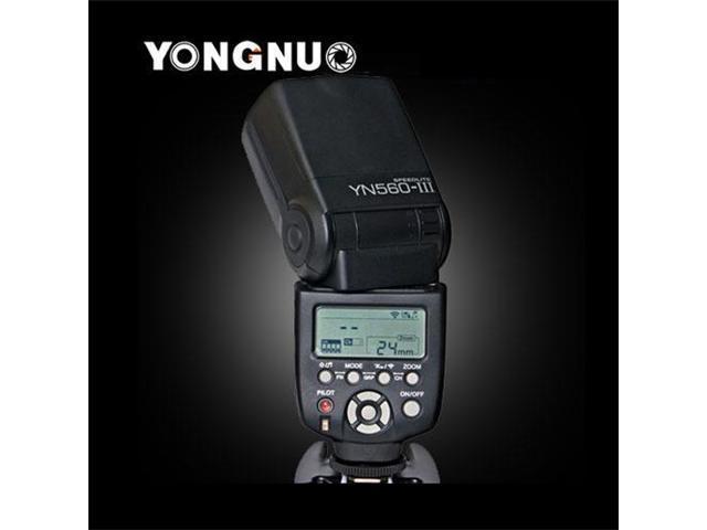 Yongnuo Flash Speedlite Speedlight YN560-III Support RF-602/603
