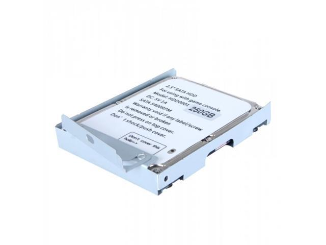 2.5in SATA Hard Disk Drive with HDD Super Slim Mounting Bracket for PS3 System CECH-400x Series 250G