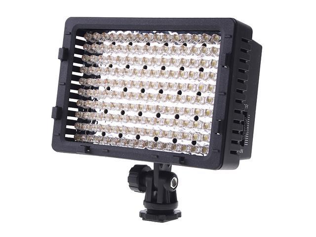 CN-160 LED Video Light for Camera DV Camcorder Lighting 5400K - For Canon  Nikon Olympus PANASONIC HITACHI JVC SAMSUNG FISHER ...