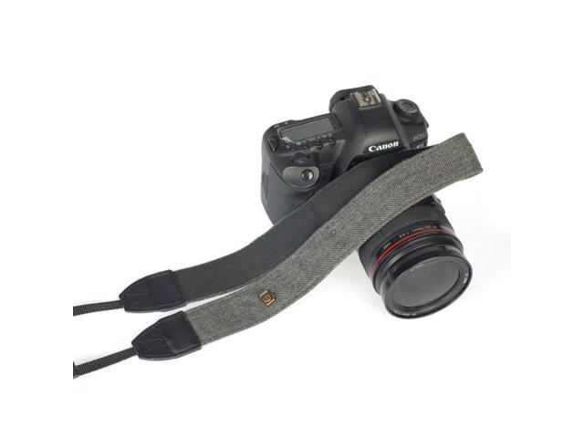 Camera Shoulder Neck Wrist Vintage Strap Belt for Sony Nikon Canon Olympus Panasonic Pentax DSLR SLR