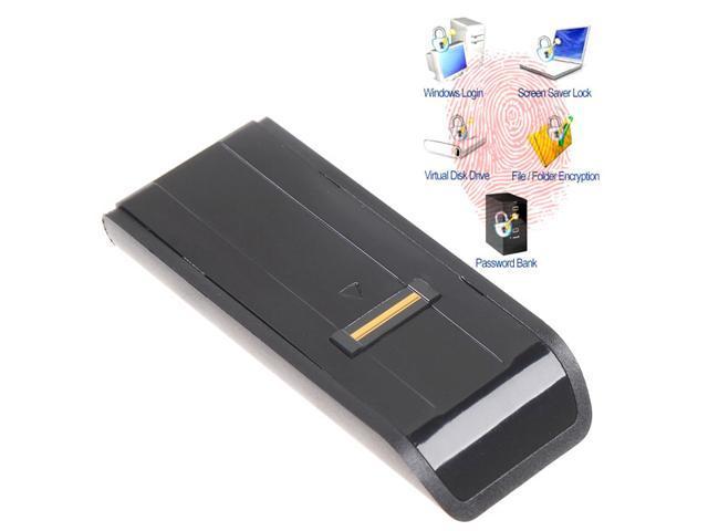 Security USB Biometric Fingerprint Reader Password Lock for Laptop PC