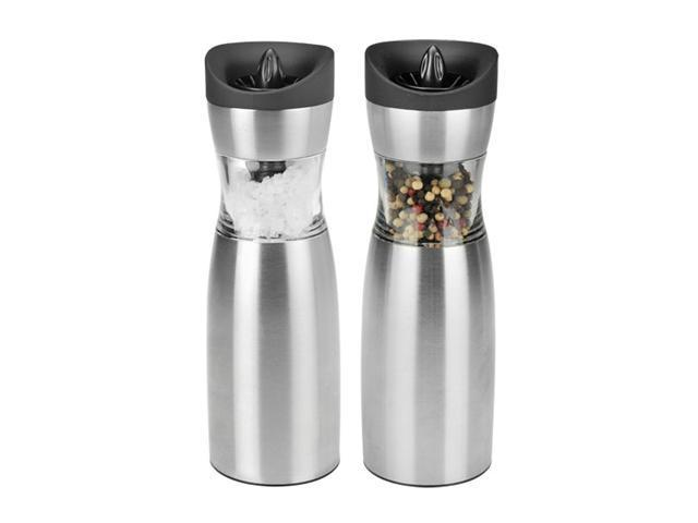 Kalorik Gravity Salt and Pepper Grinder Set