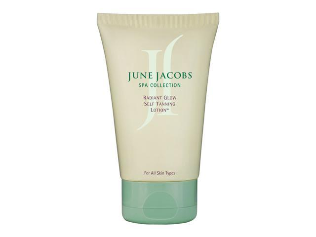 June Jacobs Spa Collection Radiant Glow Self Tanning Lotion 105g/3.7oz