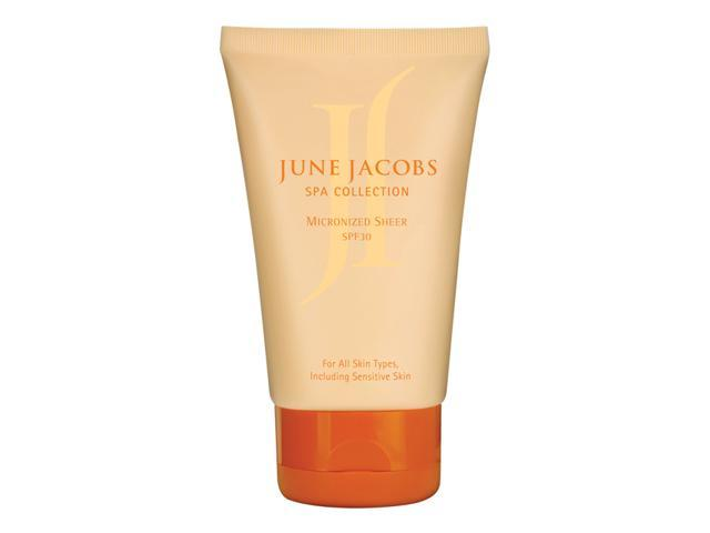 June Jacobs Micronized Sheer SPF 30 3.3 oz/97 ml