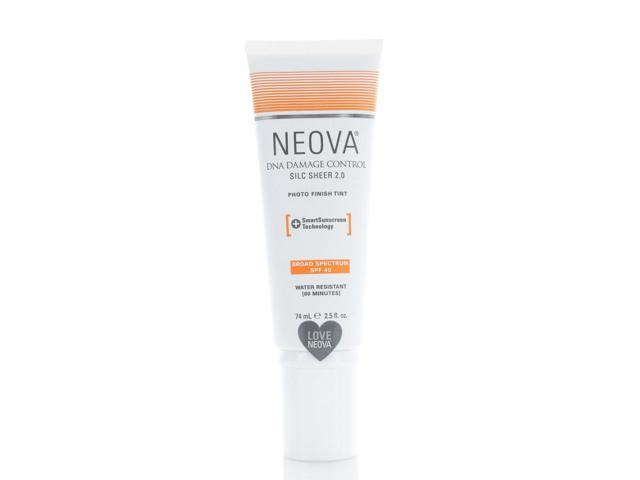 Neova DNA Damage Control Silc Sheer 2.0 SPF 40 2.5 oz