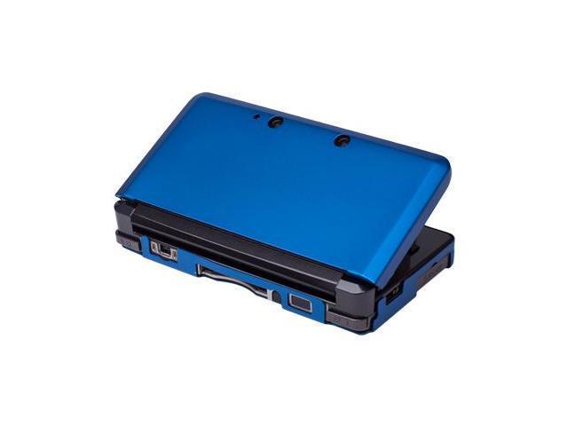 Blue Hard Case Cover For Nintendo 3DS