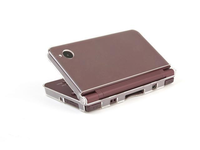 Crystal Clear Hard Shell Case For Nintendo Dsi NDSI Ll Xl