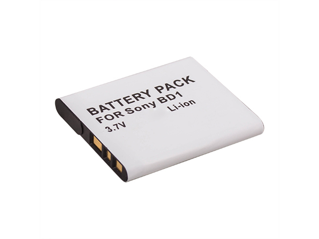 New Lithium-Ion Camera Battery For Sony NP-BD1 NP-FD1 DSC-TX1 T500 T700 T77