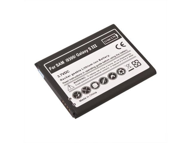 New Rechargeable Li-Ion Battery For Samsung Galaxy SIII S3 I9300