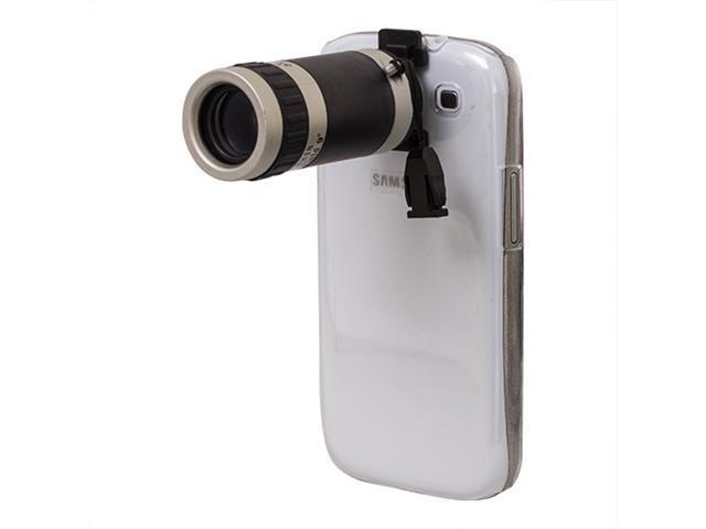 8X Zoom Camera Telescope Lens W/ Case Cover For Samsung Galaxy S3 SIII i9300