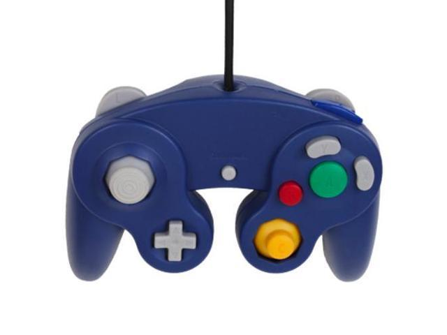 Gamecube Controller -  Classic USB Wired Game Controller Adapter Pad Gamepad Joystick Accessory for Nintendo GameCube GC ...