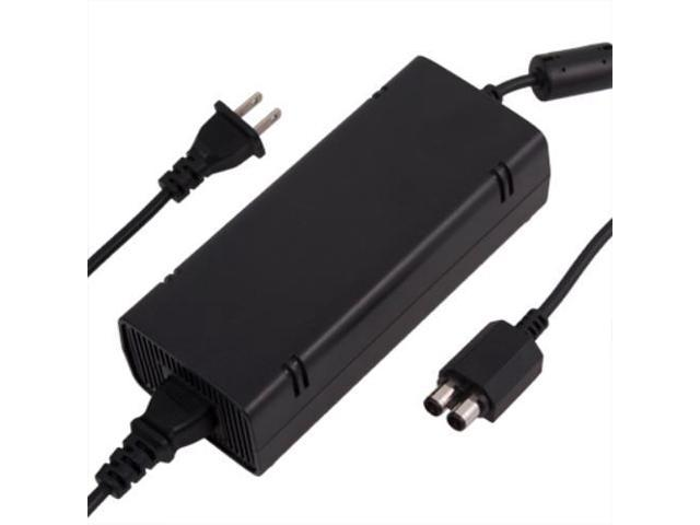 Xbox 360 Slim Power Supply Adapter Box Block With Power